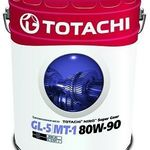 фото TOTACHI NIRO™ SUPER GEAR SAE 80W-90, GL-5 208л